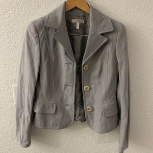 Escada vintage Leather Jacket